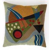 Kandinsky Deep Abstraction Cushion Cover