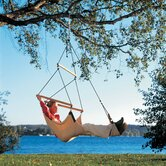 Swinger Hanging Chair in Sand