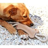 Tug Bone Dog Toy