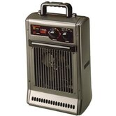 All Metal Giant Heater