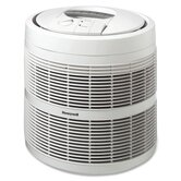"Enviracaire HEPA Air Purifiers, 3-Speeds, 475 Sq Ft. Cap., 18""x18""x19-9/16"", White"