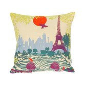 Tuileries Tapestry Pillow