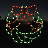 Christmas Wreath Light