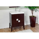 St. Germain 25&quot; Single Vanity Set