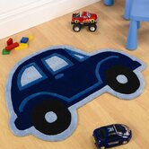 Kiddy Play Car Boy Kids Rug
