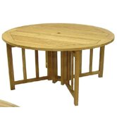 Kensington 150cm Round Gateleg Table