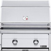 "27"" Professional Built-In Grill"