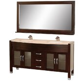 Daytona 63&quot; Double Bathroom Vanity Set