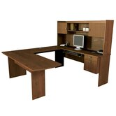 Omega U-Shape Desk Office Suite