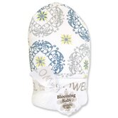 Monaco Blooming Bouquet Hooded Towel