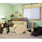 Jungle Jam Crib Bedding Collection