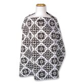 Versailles Black Nursing Cover