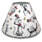 Dr Seuss Cat in the Hat Lamp Shade