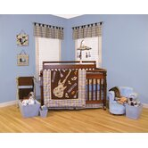 Rockstar Crib Bedding Collection