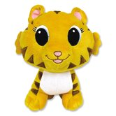 Chibi Plush Tiger Stuffed Animal