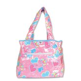 Groovy Love Tulip Tote Diaper Bag