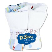 Dr. Seuss Bouquet 4 Pack Bib