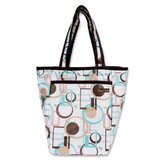 Cocoa Dots Tote Diaper Bag