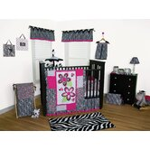 Zahara Crib Bedding collection
