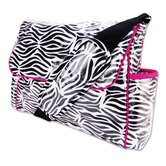 Zahara Messenger Diaper Bag