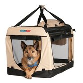 Lodge Soft Dog Crate