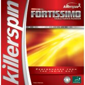 Fortissimo High Tension Table Tennis Rubber in Red