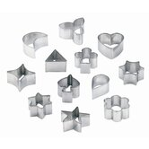 12 Piece Large Cookie Cutters Delícia