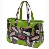 Beach Day Large Beach Tote Cooler