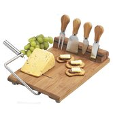 Silton Cheese Board Set with Slicer