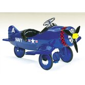 Corsair Pedal Plane in Blue