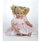 "Baby Doll ""Little Sweetheart"" Light Blonde Hair / Blue Eyes"