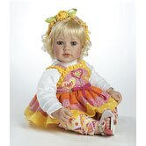 "Baby Doll ""Jelly Beanz"" Light Blonde Hair / Blue Eyes"