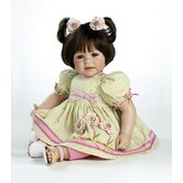 "Baby Doll ""Flowers For A Friend"" Brown Hair / Brown Eyes"