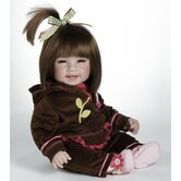 "Baby Doll ""Workout Chic"" Brown Hair / Brown Eyes"