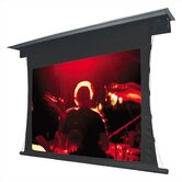 BriteWhite Opaque Lectric IV Motorized Screen - 115&quot; diagonal CinemaScope Format