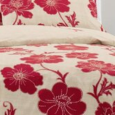 Design Duvet Cover Set in Delilah White