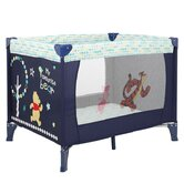Disney Winnie the Pooh Travel Cot in Navy