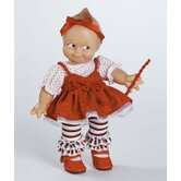 Red Licorice Doll