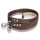 Saffiano Handmade Leather Dog Leash