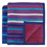 Inspirations Velvet Masala Woven Throw Blanket