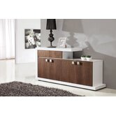 Walnut Gloss Sideboard