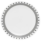"Livingware City Block 10.25"" Dinner Plate"