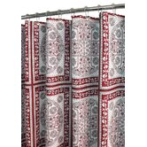 Medallion Tiles Shower Curtain