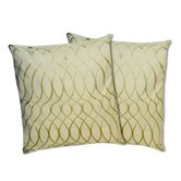 Ginna Cotton Pillows (Set of 2)