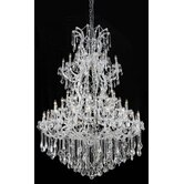 Maria Theresa 61 Light  Chandelier
