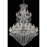 Maria Theresa 85 Light  Chandelier