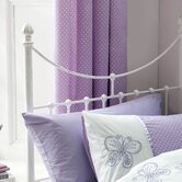 Flutterbye in New Year Curtains Fully Lined Tie Backs in Lilac