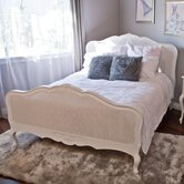 Provence Roselyn Panel Bed