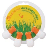 Animal House Duck Magnetic Mini Clip (Set of 4)