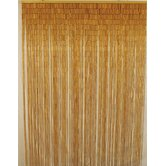 Bamboo Curtain in Natural